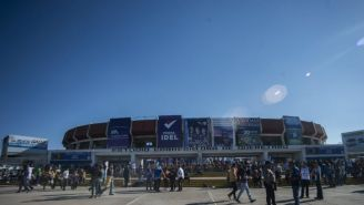 Vista del Estadio La Corregidora