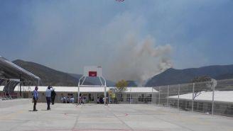 Se suspenden las clases Zona Metropolitana del Valle de México
