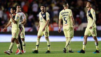 América lamenta derrota en Semifinal de Ida