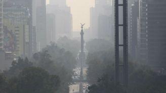Contaminación que afectó la Ciudad de México