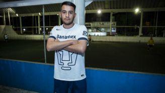 Rodrigo Galindo, jugador del Santander