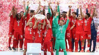 Ribéry, Robben y Rafinha levantan el título de la Bundesliga