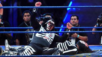 L.A Park derrota a La Parka en el ring