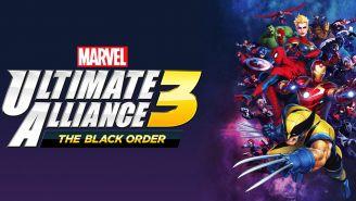 Los superhéroes de Marvel se unen para combatir a Thanos