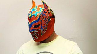 Sin Cara, luchador de la WWE