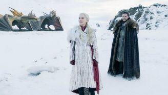 Escena de Game of Thrones