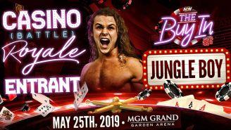 Promocional de Casino Battle Royale