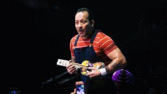Metálico hace su entrada en la Arena México