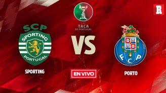 EN VIVO y EN DIRECTO: Sporting vs Porto