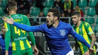 Briseño tuvo un par de temporadas destacadas en el Feirense de Portugal