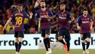 Barcelona lamenta derrota ante el Valencia en Copa del Rey
