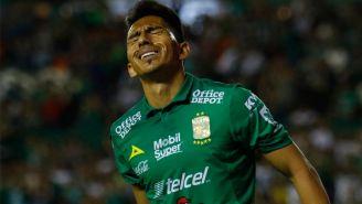 Ángel Mena lamenta error ante la meta de Tigres