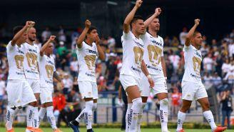 Pumas agradece a su afición tras un encuentro ante Toluca