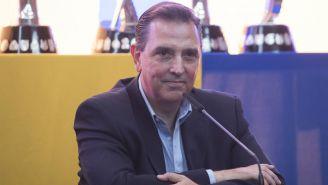 Miguel Ángel Garza, presidente de Tigres