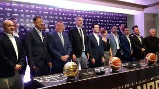 Conferencia de prensa para el anuncio de la expansión de la LNBP