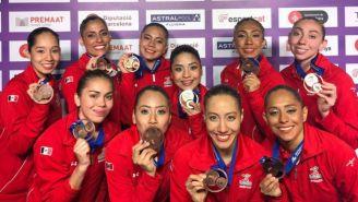 El cuadro nacional consiguió la medalla de bronce en Barcelona, España