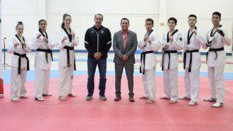 Selección Mexicana de Taekwondo que participará en la justa continental