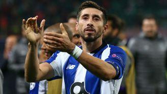 HH es uno de los extranjeros con más partidos jugados en la historia del Porto