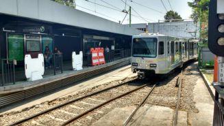 El Tren Ligero cerrará las estaciones Tasqueña-Estadio Azteca