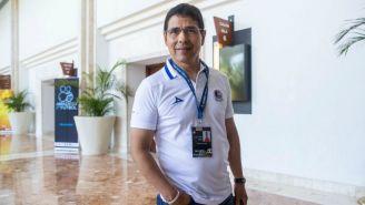 Alfonso Sosa, en la Reunión Anual del Futbol Mexicano en Cancún