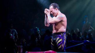 Metálico en su última lucha en el CMLL