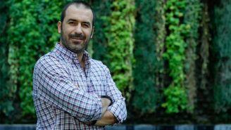 Joaquín Beltrán posa para RÉCORD