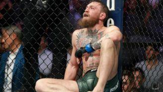 McGregor, luego de caer derrotado contra Nurmagomedov