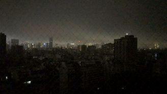 Así se vivió el apagón en Buenos Aires, Argentina