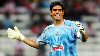 Oswaldo Sánchez, recordado por la afición de América y Chivas