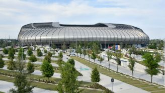 Estructura del Estadio BBVA