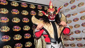 Jushin Thunder Liger en la Arena México