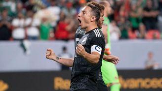 El capitán del Tri lleva 12 anotaciones en Copa Oro