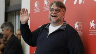 Guillermo del Toro, durante un evento