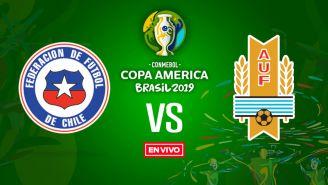 EN VIVO y EN DIRECTO: Chile vs Uruguay