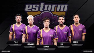 Estorm Gaming se impuso a Cream y a x6tence en la semana 3 de competencia