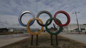 Panorámica de los Aros Olímpicos
