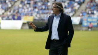 Sergio Egea durante un partido