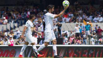 Alejandro Arribas, en su paso con Pumas