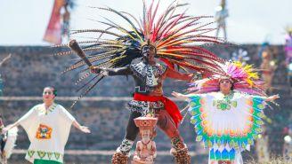 Encendido de Fuego Nuevo en Teotihuacán