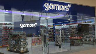 Tienda de Gamers en servicio