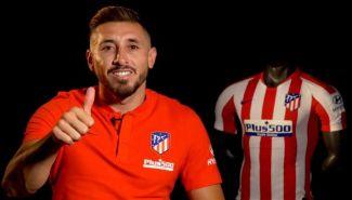 Herrera, tras una entrevista con el Atlético de Madrid