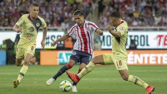 América y Guadalajara se enfrentaron dos veces en el Clausura 2019