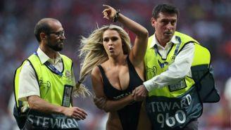 Kinsey Wolanski salta al Wanda Metropolitano en Final de Champions