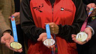 Las medallas que se darán en los Panamericanos