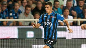 Matteo Pessina hace su debut con el Atalanta