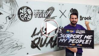 ViolentKain fue el mexicano con mejor resultado en el NGWT2