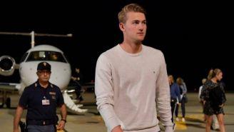 Matthijs de Ligt, tras aterrizar en Turín