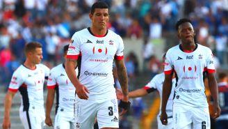 Francisco Rodríguez en lamento tras un encuentro con Lobos BUAP