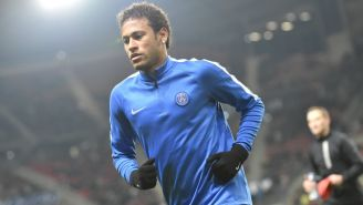 Neymar, previo a un duelo con el PSG en Francia