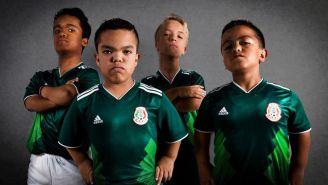 La Selección Mexicana de Gente Pequeña